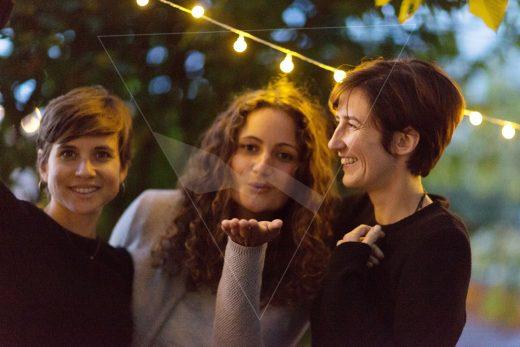 Trois femmes créatrices de vêtements